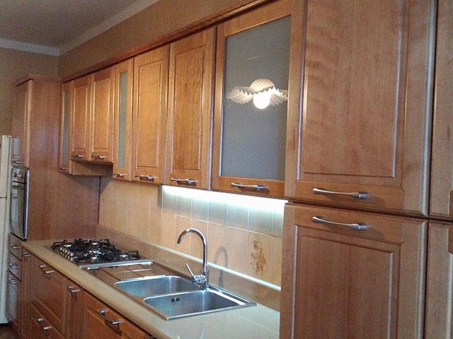 Cucina Componibile In Ciliegio : Cucina in ciliegio